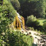 Wasserfall Dreimühlen Nohn in der Vulkaneifel
