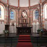 Altar der Klosterkirche Niederehe in der Vulkaneifel