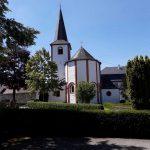 Klosterkirche Niederehe St. Leodegar Außenansicht